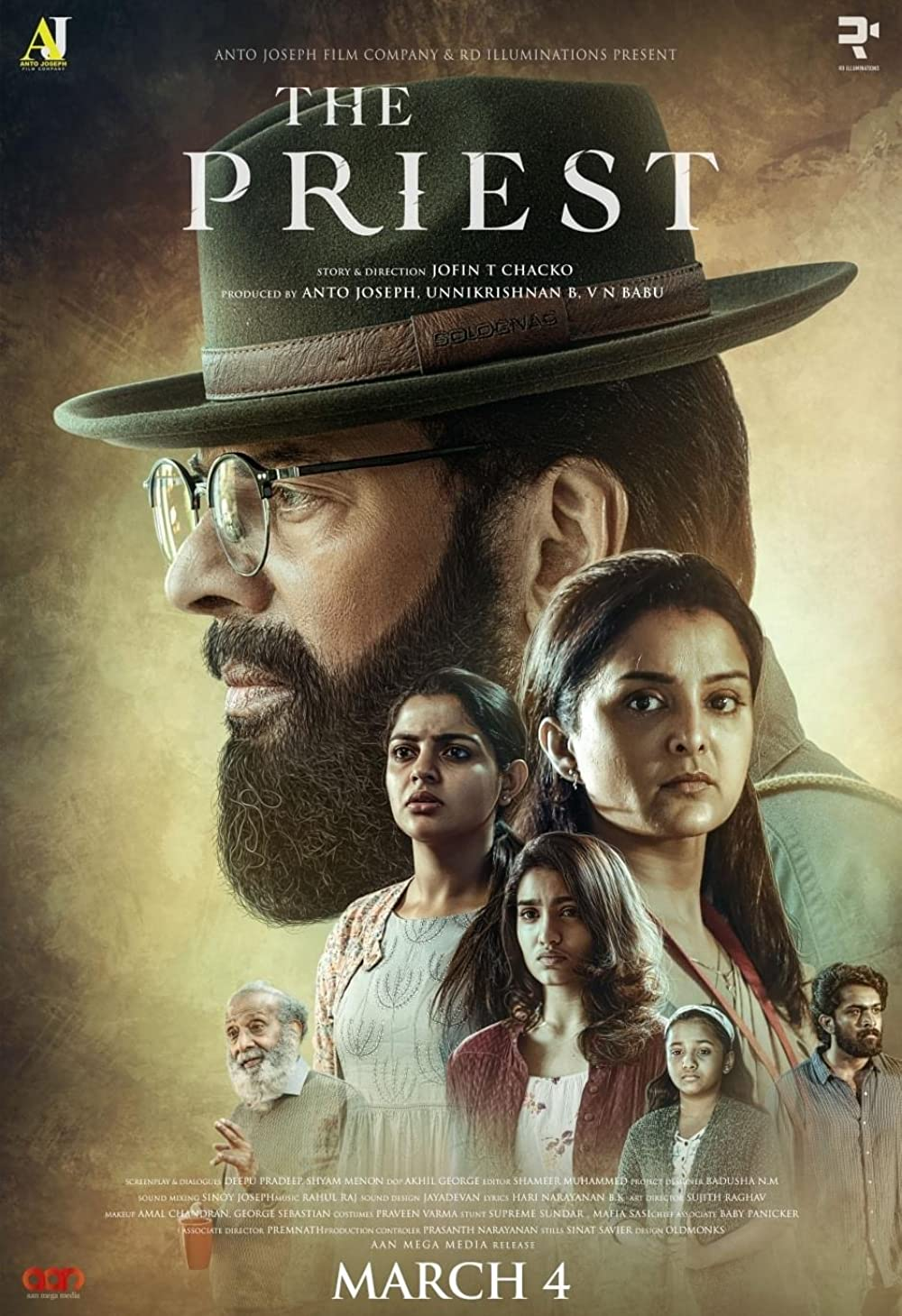 The Priest 2021 Malayalam 480p | 720p HDRip 410MB | 900MB Download