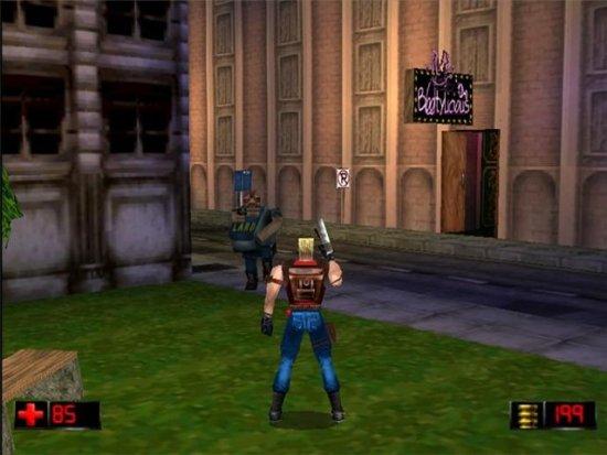 Duke Nukem : Time To Kill