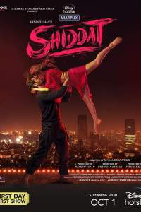 Shiddat (2021) WEB-DL [Hindi DD5.1] 1080p 720p & 480p x264 HD