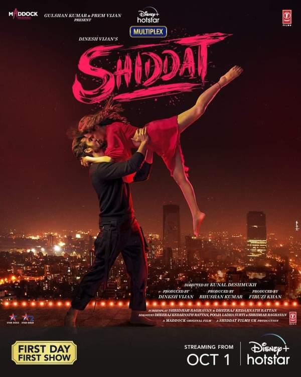 Shiddat (2021) - IMDb