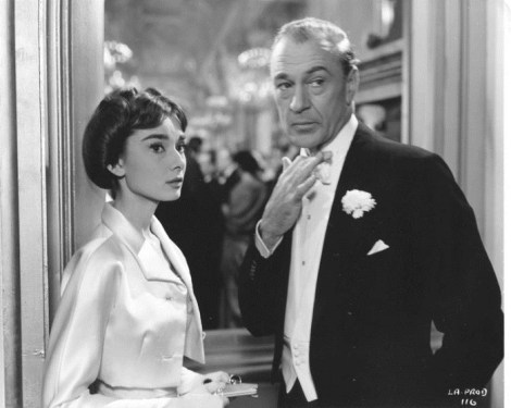 Image result for love in the afternoon 1957