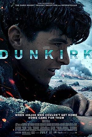 Download Dunkirk Movie 2017 BluRay [HEVC 10bit] English DD5.1 2160p [11.7GB]