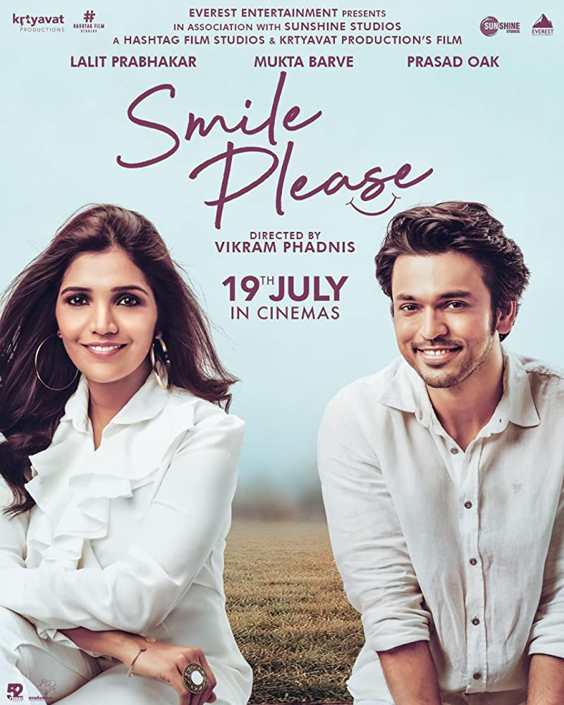 Smile Please 2019 Marathi 400MB DVDScr 480p