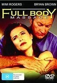 Full Body Massage Poster