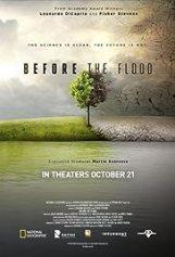 Resultado de imagen de before the flood