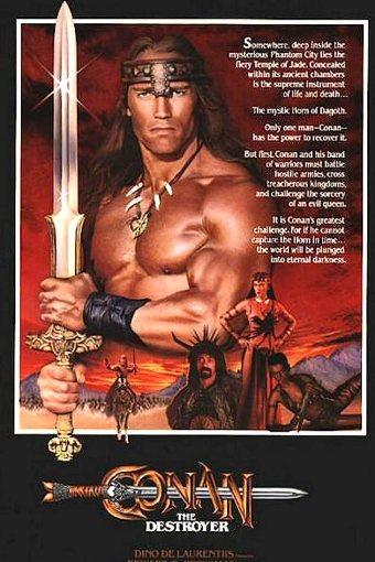 Conan, O Destruidor Dublado Online