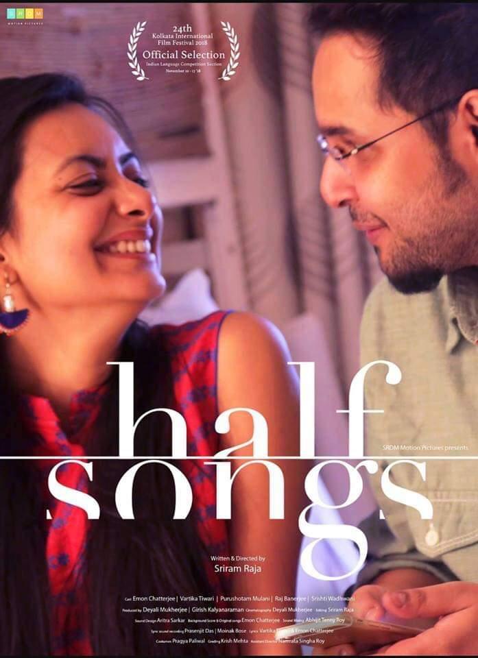 Half Songs (2019) Hindi 720p HDRip x264 800MB Download