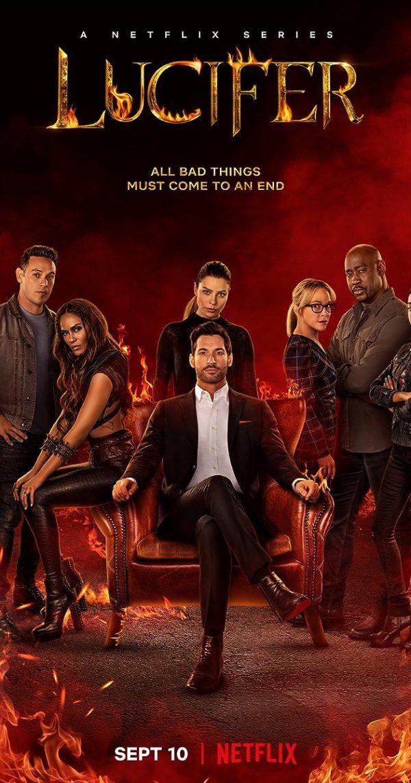 Lucifer (TV Series 2016–2021) - Episodes - IMDb