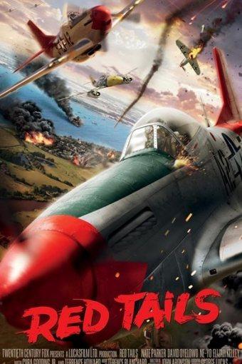 Esquadrão Red Tails Dublado Online