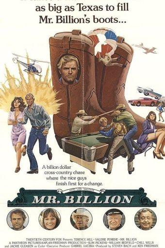 Mr. Billion Dublado Online