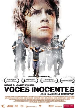 Vozes Inocentes Dublado Online