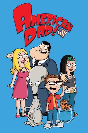 American Dad! (TV Series 2005– ) - IMDb