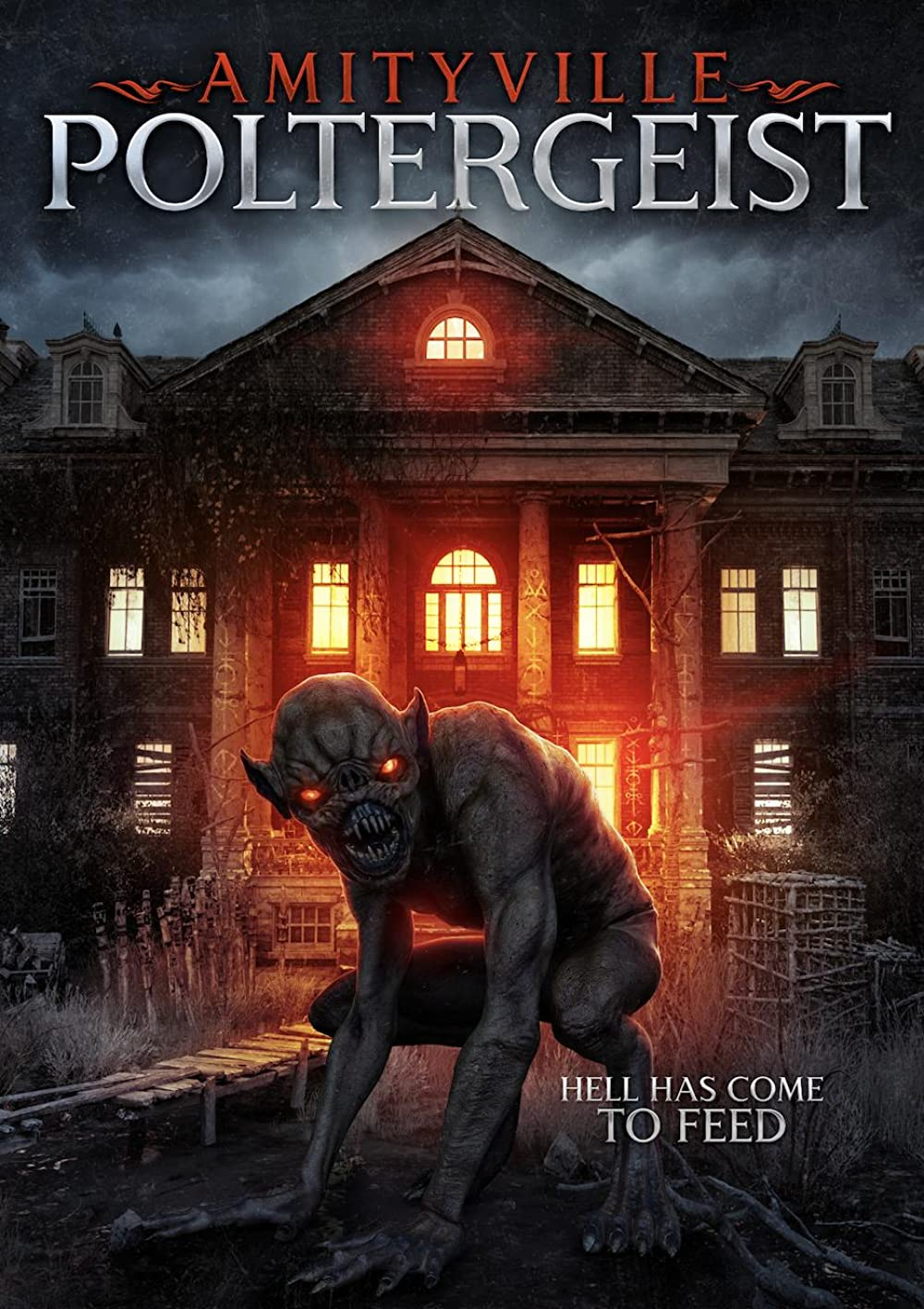 An Amityville Poltergeist 2021 English 720p HDRip 800MB | 282MB Download