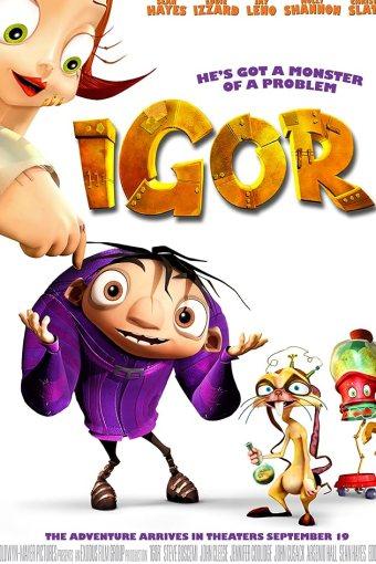 Igor Legendado Online