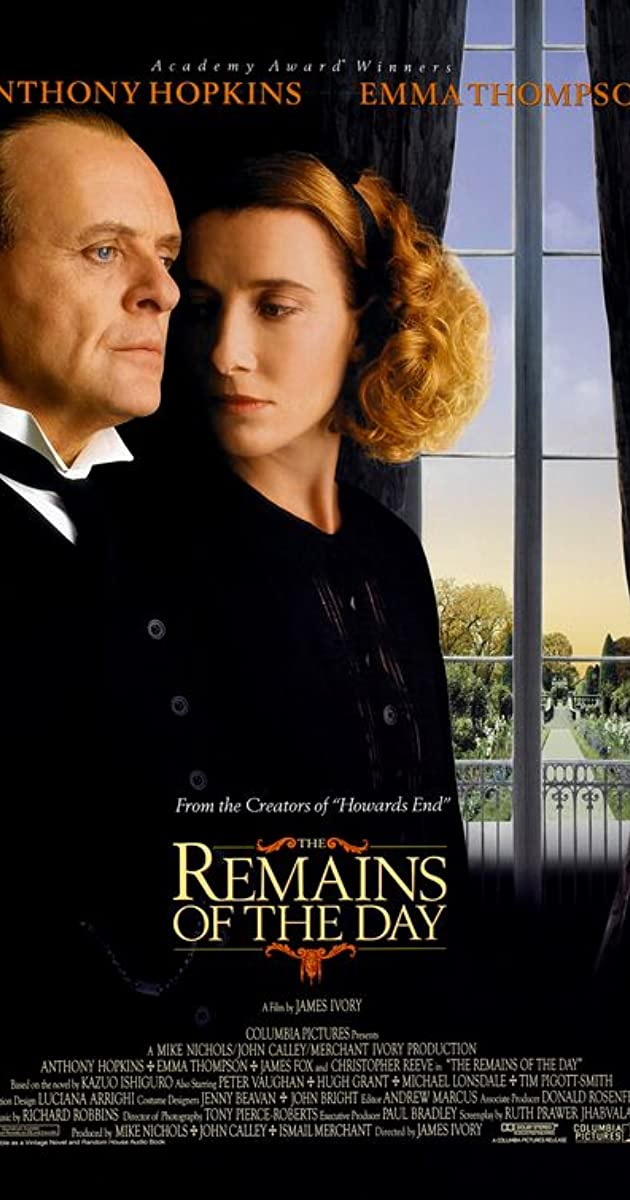 The Remains of the Day (1993) - IMDb