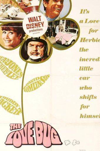 Herbie – Se Meu Fusca Falasse 1968 Dublado Online