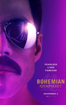 Image result for bohemian rhapsody movie poster