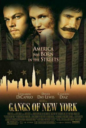 Gangues de Nova York Dublado Online