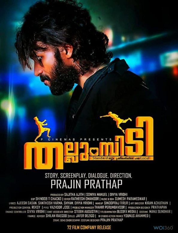 Thallumpidi 2020 Malayalam 720p HDRip 900MB ESub Download