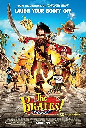 Piratas Pirados! Dublado Online