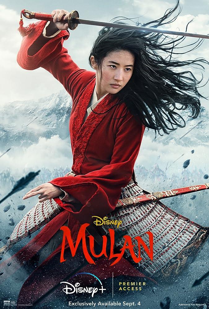 Mulan (2020) Bangla Dubbed ORG Movie 720p HDRip 1GB ESub