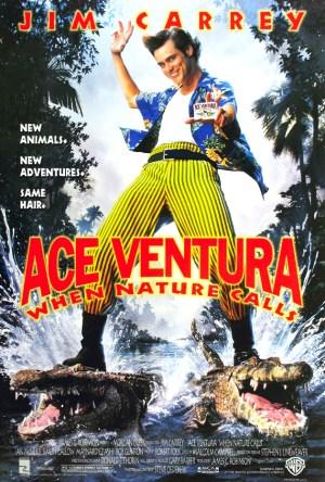 Ace Ventura 2: Um Maluco na África Dublado Online