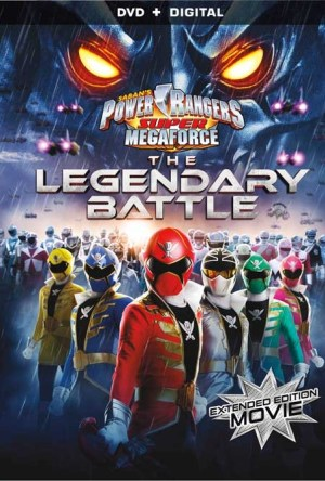 Power Rangers Super Megaforce: A Batalha Lendária Dublado Online