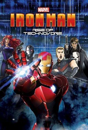 Homem de Ferro: A Batalha Contra Ezekiel Stane Dublado Online