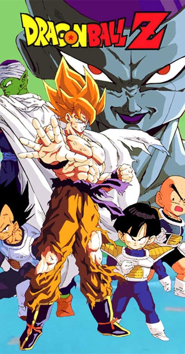 Dragon Ball Z Tv Series 1996 2003 Imdb
