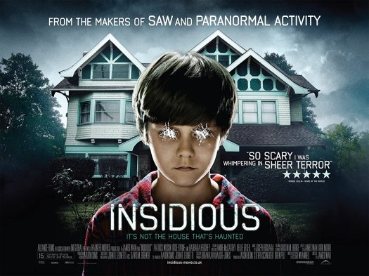 Image result for insidious poster