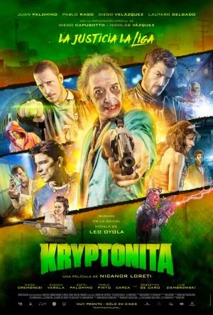Kryptonita Dublado Online
