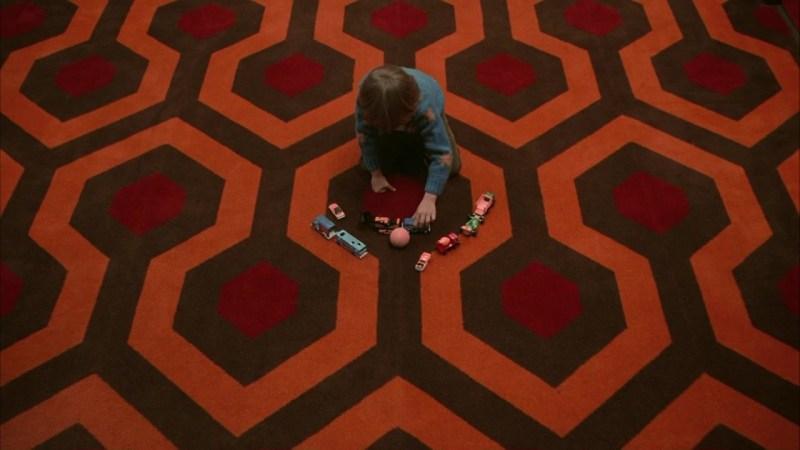 Danny Lloyd in The Shining (1980)