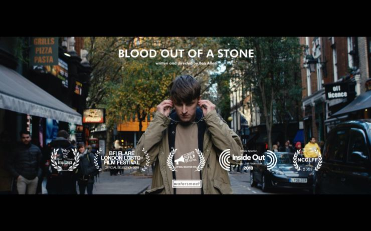 Blood out of a Stone poster