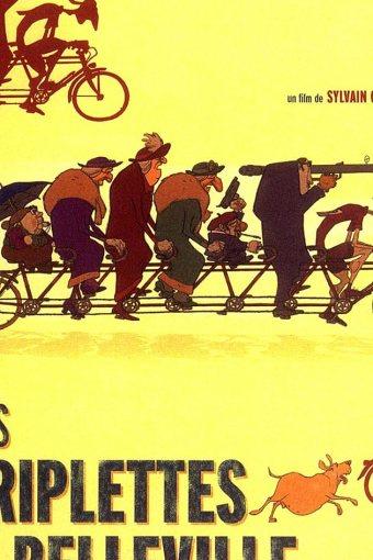 As Bicicletas de Belleville Dublado Online