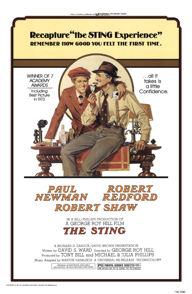 The Sting (1973) - IMDb