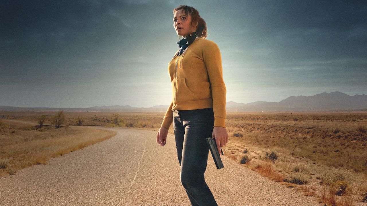 Carmen Ejogo in Rattlesnake (2019)