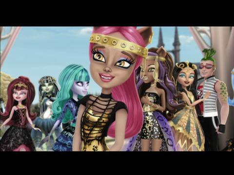 Monster High 13 Wishes Tv Movie 2013 Imdb