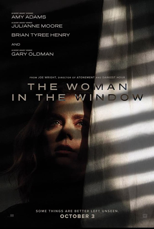 Amy Adams in The Woman in the Window (2020)