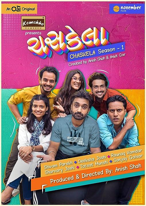 Chaskela 2021 Gujarati S01 Complete OHO Origianal Web Series 720p HDRip 750MB Download