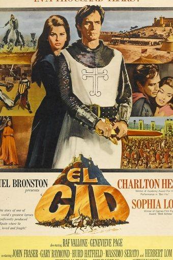 El Cid Dublado Online