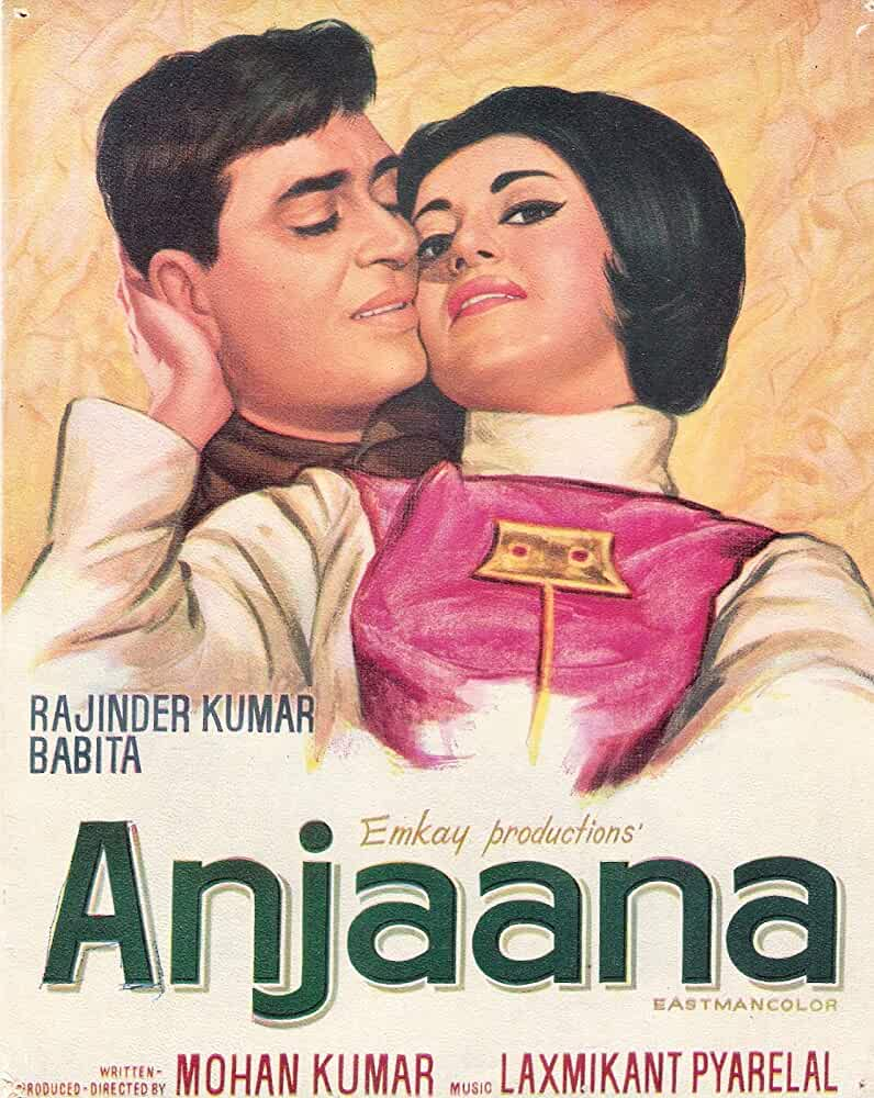 Download Anjaana 1969 (HD) | Rajendra Kumar | Babita | Pran | Prem Chopra