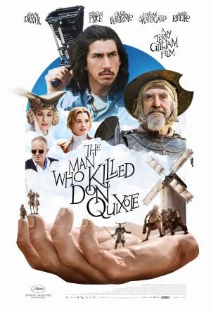 O Homem que Matou Don Quixote Dublado Online