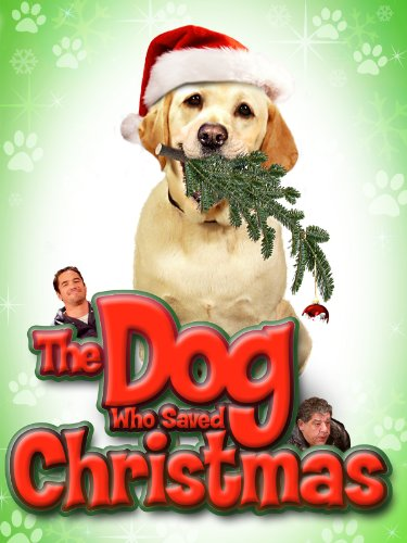 The Dog Who Saved Christmas DVD Cover