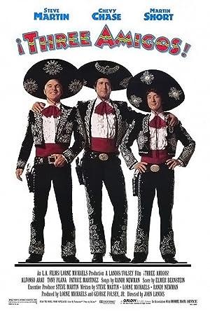 Três Amigos! Dublado Online