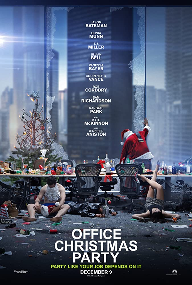 Office Christmas Party (2016) - Christmas Movies