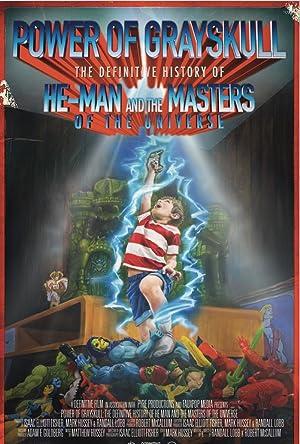 A Força de Grayskull: A História de He-Man e os Mestres do Universo Legendado Online