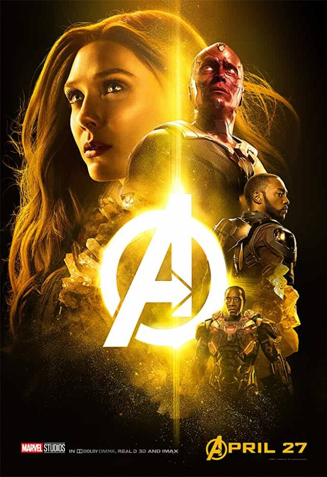 Avengers Infinity War 2018 720p WEB-DL x264 [Dual Audio] [Hindi(Cleaned) + English] AAC 1.2GBAvengers Infinity War 2018 720p WEB-DL x264 [Dual Audio] [Hindi(Cleaned) + English] AAC Download at movies365.trade