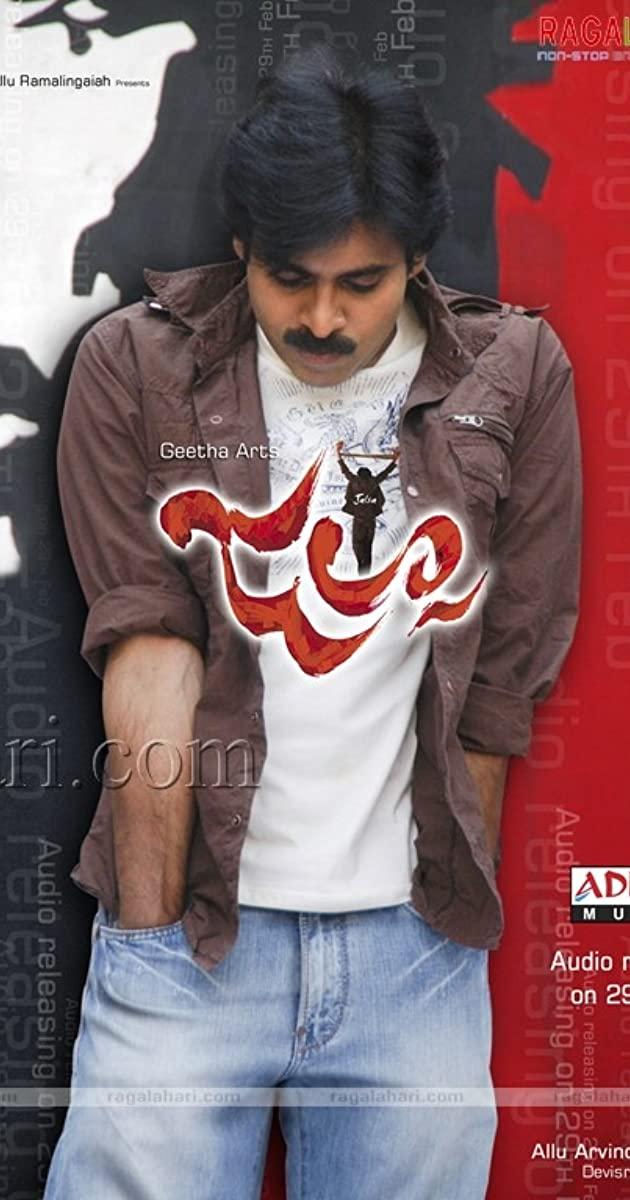 Jalsa (2008) Hindi Dubbed 720p HDRip 450MB | 1.3GB Full Movie Download