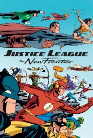 Liga da Justiça: A Nova Fronteira Dublado Online