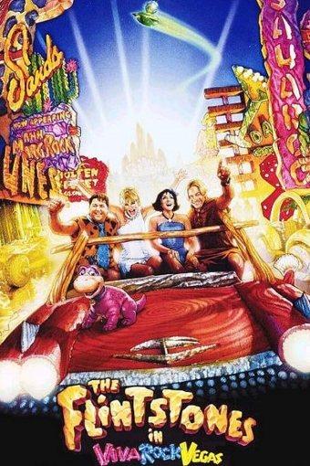 Os Flintstones em Viva Rock Vegas Dublado Online